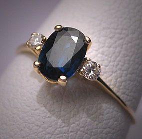 404 Error Sapphire Diamond Wedding Ring Engagement Rings Sapphire Vintage Sapphire