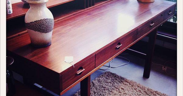 Ooo Executive Desk For Mi Casa Pinterest Danishes