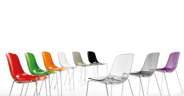 Pure loop chair in 9 different colors homedecor chairs for Cockaert interieur