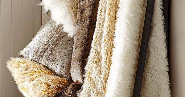 Shops Warm And Faux Fur On Pinterest