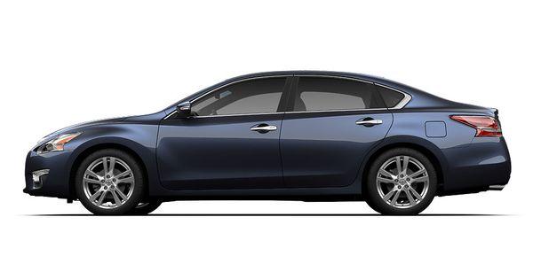 2013 Nissan Altima new color Storm Blue Automobiles
