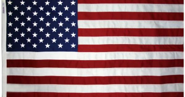 woven flag