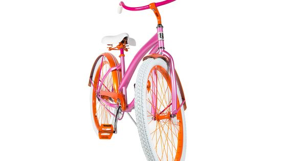 Design Your Own Beach Cruiser Bicycle! This is a girl's bike!!