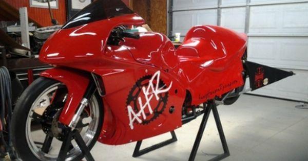 Psm Pro Stock Motorcycle Nhra Ready Drag Bike Motorcycle