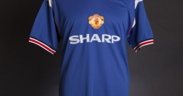 Manchester United 1985 Third shirt. Available from ...
