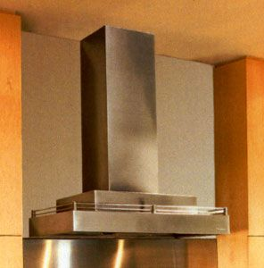 Cwlh9 360s Vent A Hood 60 Wide Contemporary Wall Mount Multi Layered Hood 900 Cfm Stainless Steel With Images Wall Mount Range Hood