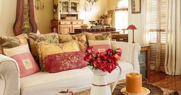 French country style magazine photo shoot stacey steckler - Decoracion country chic ...