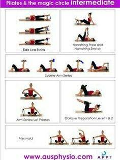 Yoga Kreis Pilates Ring Männer Frauen Fitnessstudio Fitness Workout Sportgeräte