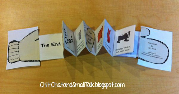 Chit Chat and Small Talk: More Fun with The Mitten. Pinned by SOS Inc ...