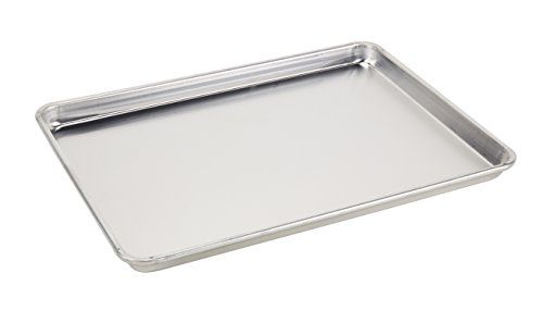 Foodservice Essentials Hbp121 Heavy Duty 12gauge 26 By 18inch Sheet Pan Full Size Aluminum Be Sure To Check Out This Awe Sheet Pan Pan Baking Cookie Sheets