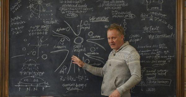 Resultado de imagen para Profesor Erik Selvig
