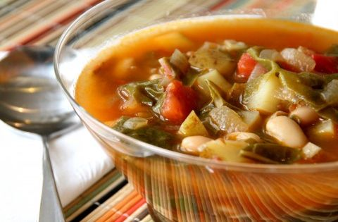 Vegetarian Chard Soup | Recipes to Try | Pinterest | Soups