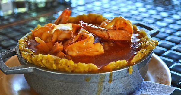 mofongo in mini calderos     puerto rican goodness