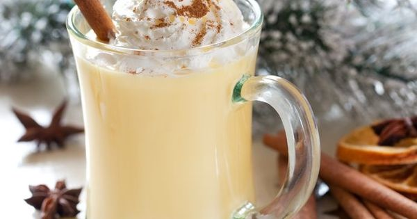 Skinny Eggnog | Recipe | Egg Nog, Skinny and Eggs