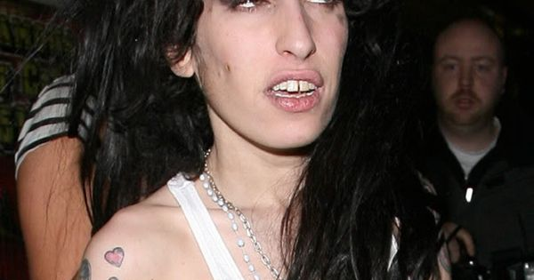Amy Winehouse Before Drugs