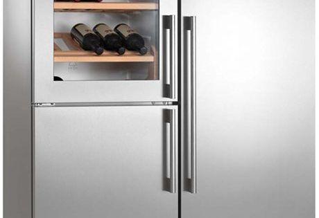 atag ka2411dw side by side koelkast met wijnkoeler atag ka2411dw side by side refrigerator. Black Bedroom Furniture Sets. Home Design Ideas