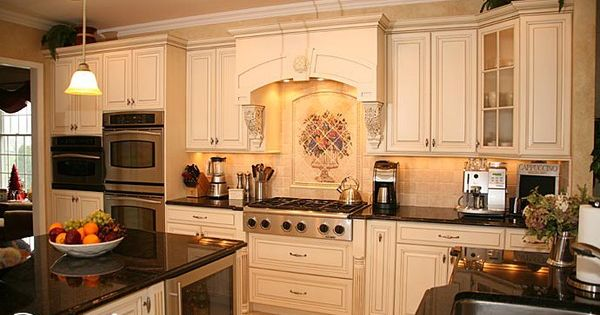 Tuscany Style Kitchen tuscan style kitchen countertops. find this pin and more on home