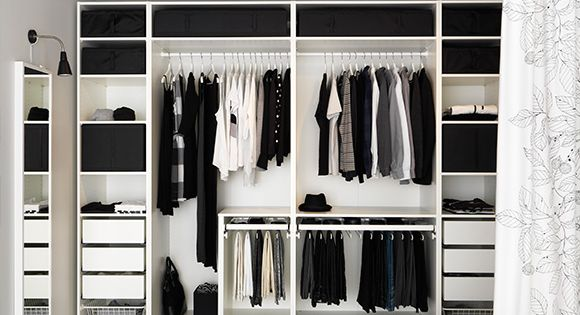 Pax wardrobe planner ikea middle two sections for matt 39 s - Diseno interior armarios ...