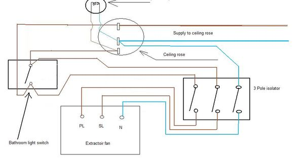 How To Wire Extractor Fan Google Search Diy Pinterest Extractor Fans
