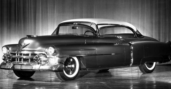 1953 cadillac orleans 4 door hard top con sept for 1953 cadillac 4 door