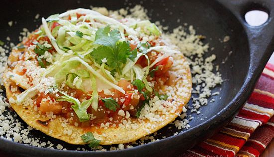 skinny huevos rancheros - one of my favorite recipes