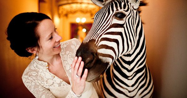 thurs 9/4 Is anyone loving safari style weddings yet? Via Pinterest WildlyInLove