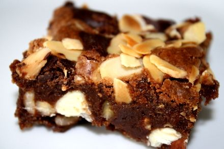 cheesecake brownie jennys matblogg