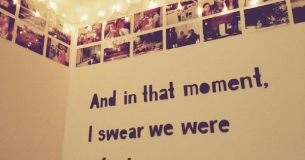 Great Idea For College Or My Room Photo Collage Diy Tumblr