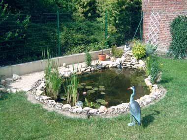 Amenagement D Un Bassin Exterieur Bassin De Jardin Bassin