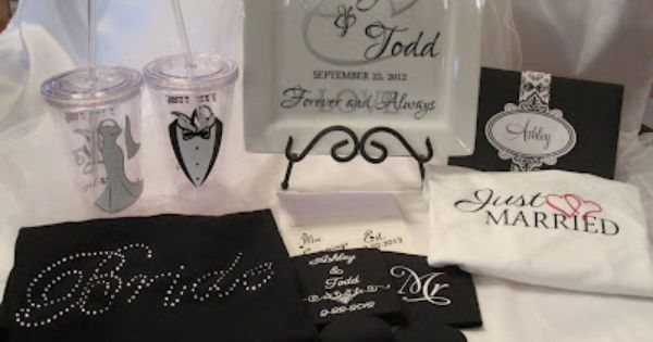 Bridal Shower Gifts Bridal Shower Gift Ideas Pinterest Gifts ...