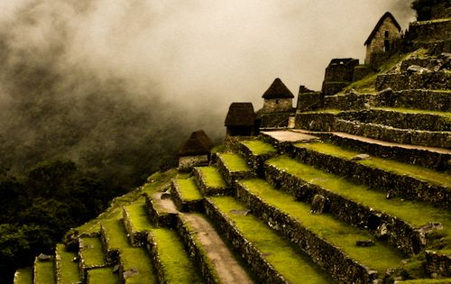 Machu Picchu- The dream destination