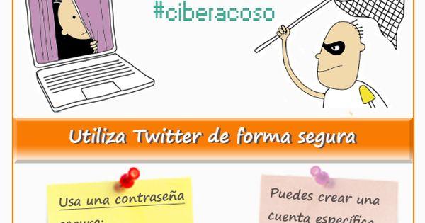 Tuitea con seguridad oficina de seguridad del internauta social media pinterest blog - Oficina de seguridad del internauta ...