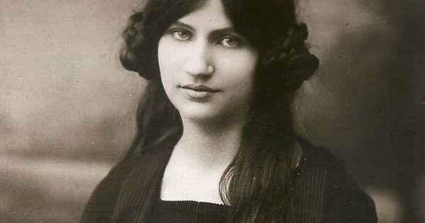 Jeanne Modigliani: Jeanne Hébuterne (1898-1920)