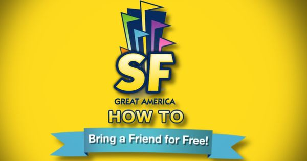 six flags bring a friend day