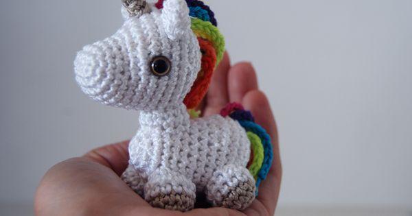 Amigurumi Unicornio Patron Gratis : Tiny unicorn amigurumi by Ahooka.Patron. Amigurumi ...