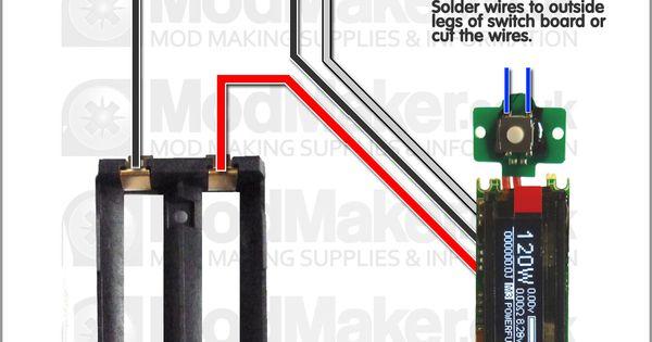 SX350J Wiring Diagram vapes/mods Pinterest Vape