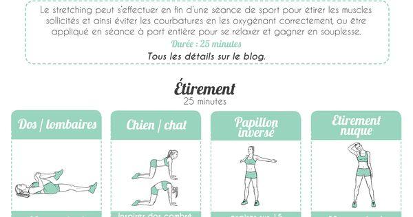 partie 1 2 programme de stretching et tirements squats motivation fitfrenchies fitness. Black Bedroom Furniture Sets. Home Design Ideas