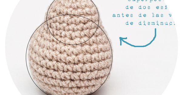 Amigurumi Sphere Tutorial : Gallimelmas e Imaginancias Amigurumi tips and tricks ...