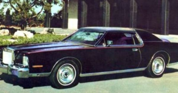 1976 Silhouette Edition By Asc Corp Lincoln Continental Mark Iv With Porthole Delete And Alligator Grained Lan Lincoln Continental Lincoln Cars Lincoln Motor