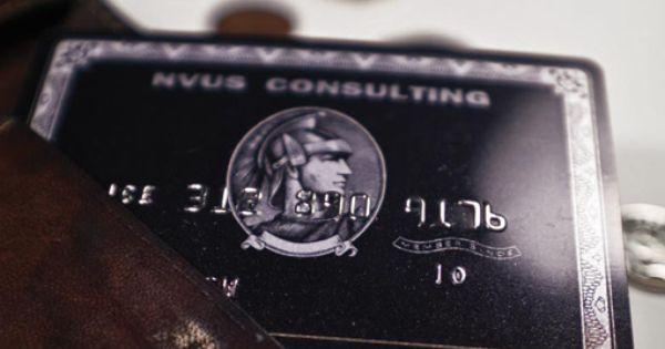Black Amex Business Card Card Observer Plastic Business Cards 3d Business Card Amex Card