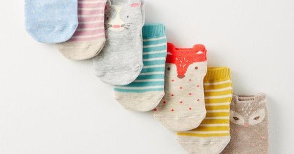 7 pack animal socks boden a little bohemian girl for Baby boden mode