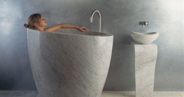stone forest has introduced the eau soaking tub an ofuro or japanese style soaking tub hand. Black Bedroom Furniture Sets. Home Design Ideas