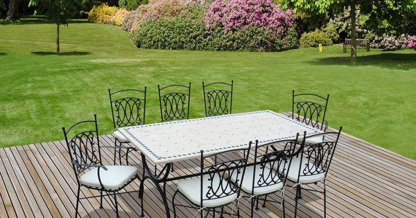Salon de jardin la redoute promo salon de jardin alice s for La redoute meuble jardin