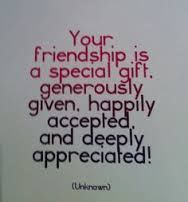 Image result for thank you quotes for a friend   friend ...