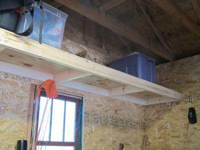 Pin By Family Handyman On Diy Advice Blog Garage Organization Garage Storage Garage Shed