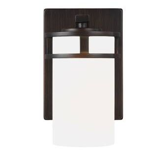 Mikell 2 Light Vanity Light Sea Gull Lighting Bathroom Sconces Bath Light