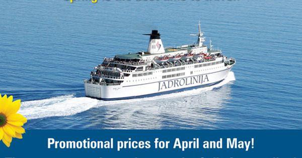Proljece 2017 1 Gb Croatia Croatia Travel Ferry