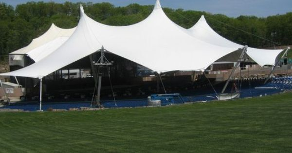 Toyota Pavilion At Montage Mountain In Scranton Pa I Ve Seen Dmb Three Times In Michael Scott S Hometown On 6 10 08 9 23 09 And 5 Pavilion Outdoor Venues