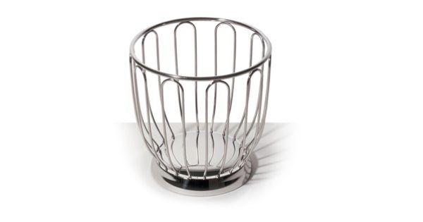 Slit soffbord polished stainless steel – Svenssons.se