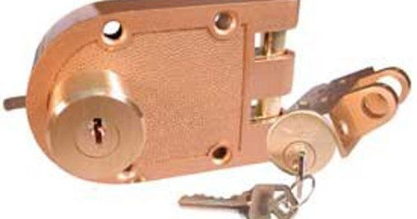 Ilco Double Cylinder Jimmy Proof Lock 535 53 51 Cylinder Jimmy Doubles